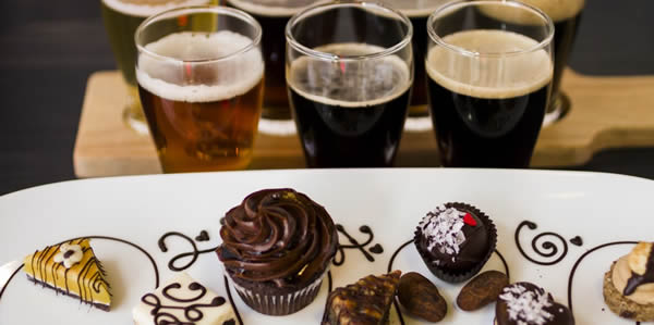 Beer Festival and Chocolates