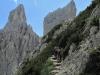 Dolomites hiking tours