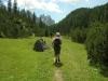 Italy Dolomites hiking